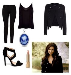"""Katherine Pierce Inspired Outfit"" by andituti on Polyvore"