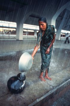 Steve McCurry: Bangladesh. India 1983 Magnum Photos -