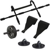 Gold's Gym K10 7-in-1 Body Building Kit - Dick's Sporting Goods