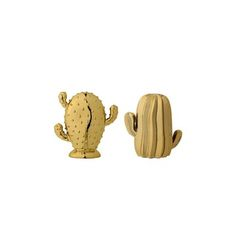 Bloomingville US Ceramic Cacti Set Gold Cactus, All Modern, Modern Decor, Statue, Contemporary Decorative Objects, How To Water Succulents, Hardy Plants, Tiny World, Jewelry Box