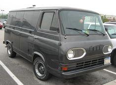 First generation - Ford-Econoline Customised Vans, Custom Vans, Vw Bus, Ford E Series, Vanz, Vintage Vans, Ford Transit, G Wagon, Ford Motor Company