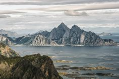 The most famous mountain in Lofoten Lofoten, Mountains, Nature, Travel, Voyage, Viajes, Traveling, The Great Outdoors, Trips
