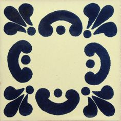 Traditional Mexican Tile - Carona