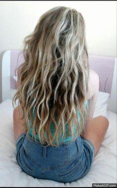 Long Hair...
