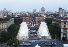 Gallery of Expo Gate / Scandurrastudio Architettura - 1