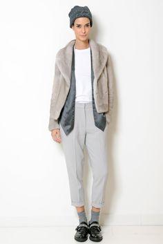 Brunello Cucinelli RTW Fall 2014 - Slideshow - Runway, Fashion Week, Fashion Shows, Reviews and Fashion Images - WWD.com