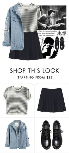 """""""505"""" by aguniaaa ❤ liked on Polyvore featuring Fraiche, Chicnova Fashion, women's clothing, women, female, woman, misses and juniors"""