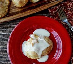 Pumpkin Cheesecake Empanadas