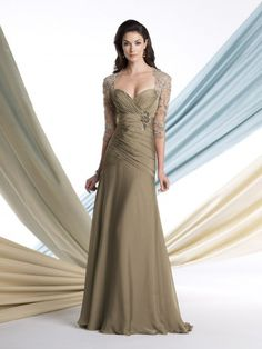Style No. 213965»Montage by Mon Cheri    I just love this dress for my mom!!!!!