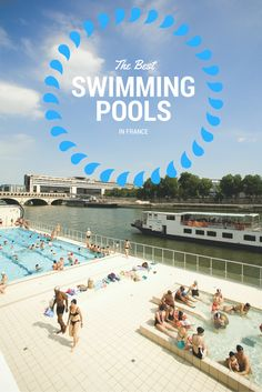 Need to cool off this summer? Take the plunge in one of the amazing swimming pools dotted around France, from historic lidos to extravagant infinity pools Amazing Swimming Pools, France 1, Holiday Ideas, Good Things, Summer, Summer Time, Travel Ideas