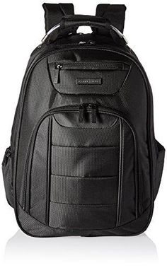 Perry Ellis Men'S Business Tablet Compartment Laptop Backpack, Black, One Size Luggage Brands, Luggage Store, Luggage Sets, Laptop Backpack, Black Backpack, Business Laptop, Best Deals Online, Perry Ellis, First They Came