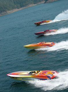 Off-Shore Power Boat Racing ...XoXo