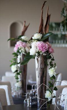 Pivoines en cascade | Idées de bouquets | Accueil - Hortisud.fr