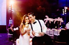 A Formal Fourth-of-July Wedding in New York City