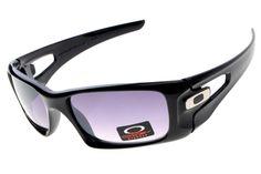Oakley Crankcase Sunglasses Black Blue Sky