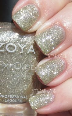 The PolishAholic: Zoya Fall 2013 PixieDust Collection Swatches