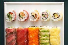 インスタで人気!銀座で話題のロール寿司が美味しくてフォトジェニック過ぎた!【Lets】レッツエンジョイ東京