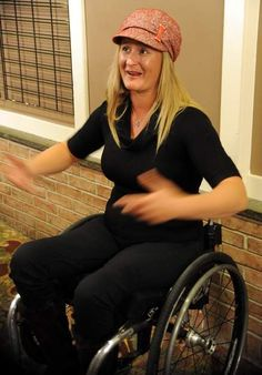 A young, upcoming equestrian stunt rider, suffers a tragic accident, becoming paralyzed from the waist down. She goes on to become a champion Paralympic dressage rider!