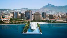 Santiago Calatrava: Museu do Amanhã, Rio de Janeiro