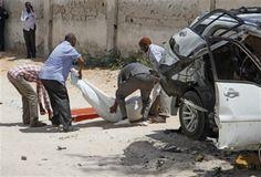Somalíes alegan tener dron estadounidense con misiles...