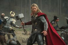 Check out this photo from Marvels Thor: The Dark World. See the movie in theaters November 2013.