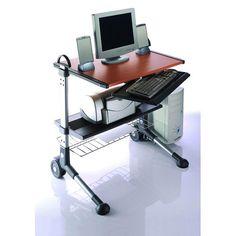 New Spec Inc A-Quip Computer Table