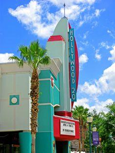 The Hollywood 20, Main Street, Sarasota — many of the annual Sarasota Film Festival screenings are here.