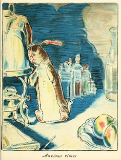 Illustration by William Nicholson from The Velveteen Rabbit
