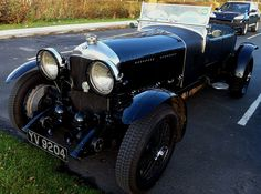 Beautiful Old Bentley