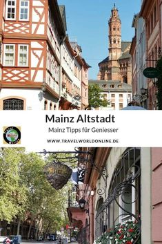 Great buildings and structures 151996556162061098 Mainz Germany, Taj Mahal, Great Buildings And Structures, Reisen In Europa, Photography Logos, How To Do Yoga, Travel Destinations, City, Places