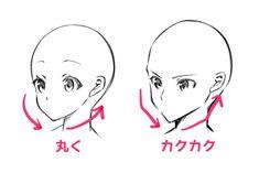 Manga Drawing Tutorials, Art Tutorials, Body Drawing Tutorial, Anime Drawings Sketches, Pencil Drawings, Drawing Base, Drawing Drawing, Drawing Tips, Digital Art Tutorial