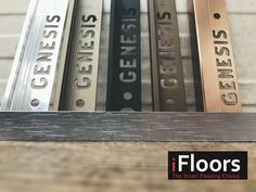 Sick of traditional and boring mill finishes on your floors? Then try one of Tile & Floor Care Chemicals cc exciting trims and break the mould! With a multitude of brushed and bright finishes available, IFloors Africa are sure to have one to complement your carpet, laminate, Vinyl or tile flooring.