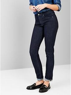 1969 resolution slim straight selvedge jeans - Our smartest stretch yet. The new Resolution denim is soft, comfortable, and defines your shape—its confidence you can wear.