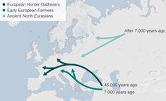 Los armenios conformaron al europeo moderno