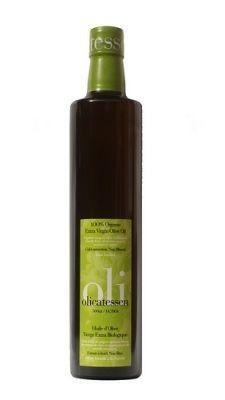 Extra Virgin Olive Oil Organic 500ml. Olicatessen