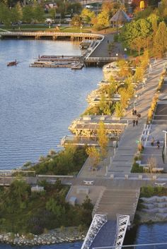The Vancouver Olympic Village | Vancouver | Canada | Urban Design 2013 | WAN Awards