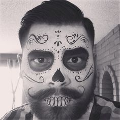 #dayofthedead #halloween2014 #slb