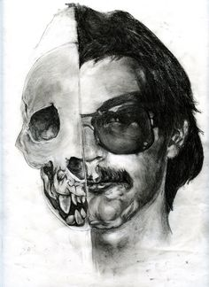 PENCIL. CHARCOAL. ALL RIGHTS RESERVED. #pencil #volkkinetshniy #jeffreydahmer #serialkiller #wolf #skull #sketch #charcoal