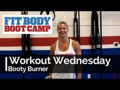 Workout Wednesday - Booty Burner