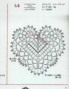 #ClippedOnIssuu from Crochet heart pattern