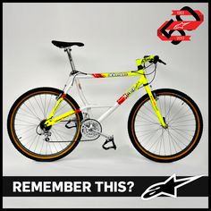 BoTM September 2011 'Neon Special' is pete_mcc's Klein Attitude Graffiti - Retrobike Vintage Bikes, Retro Bikes, Bmx, Tricycle Motorcycle, Mt Bike, Classic Road Bike, Commuter Bike, Old Bikes, Mountain Biking