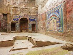 Herculaneum,Naples,Italy