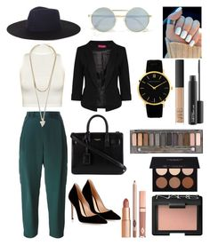 •••SO | FANCY | ••• by amour24xo on Polyvore featuring polyvore, fashion, style, WearAll, Boohoo, 3.1 Phillip Lim, Gianvito Rossi, Yves Saint Laurent, Larsson & Jennings, Givenchy, BCBGMAXAZRIA, Le Specs, NARS Cosmetics, Urban Decay, MAC Cosmetics and Anastasia Beverly Hills