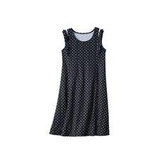 Girls 7-16 & Plus Size SO® Patterned Ruffle Shoulder Knit Dress, Girl's, Size: S/7-8, Black