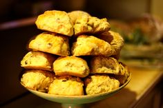 Pavilion scone tower, baked here fresh each morning! Feel Good Food, Pavilion, Scones, Tower, Fresh, Baking, Ethnic Recipes, Rook, Lathe