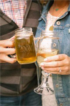 Ideas For Wedding Day Food For Bridal Party Mason Jars Trendy Wedding, Rustic Wedding, Our Wedding, Dream Wedding, Wedding Tips, Wedding Bells, Wedding Details, Wedding Stuff, Wedding Reception Food
