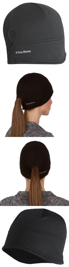 Hats and Headwear 158918: Trailheads Women S Power Ponytail Hat - Black -> BUY IT NOW ONLY: $34.87 on eBay!