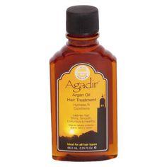 Product Recommendation: Agadir Argan Oil Treatment - 2.0 oz