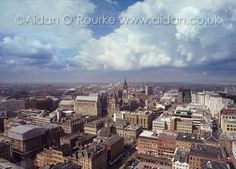 photographs articles and media by Aidan O'Rourke - stock photography, canvas prints, photographic prints, art, illustrations Manchester City Centre, Tower Building, Photographic Prints, Portland, Paris Skyline, Drama, Canvas Prints, Clouds, Film