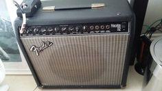 Vintage Fender Princeton 112